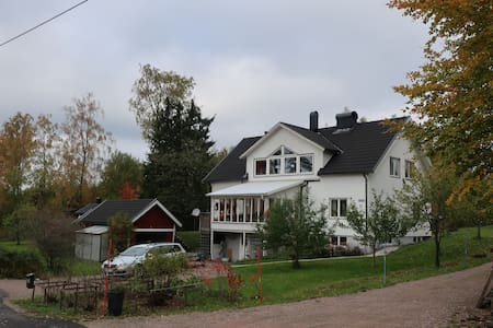 Large apartment - Close to Borås and the nature