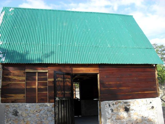 Cabaña para 6 personas en cenotes mayas