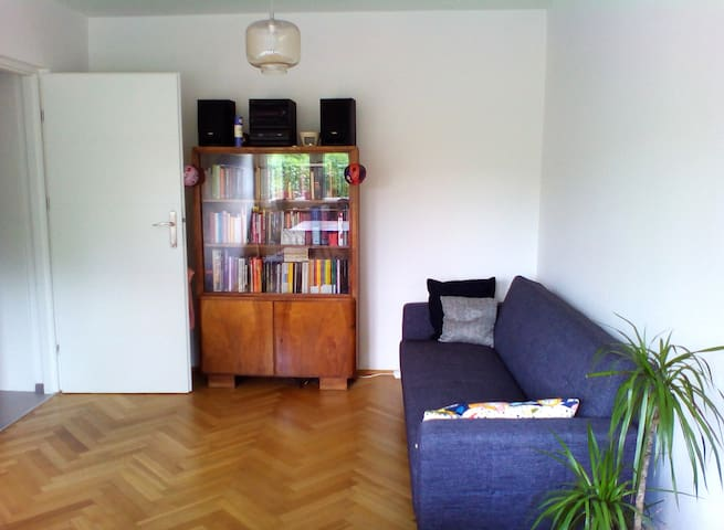 Two bedroom apartment in Radiostacja