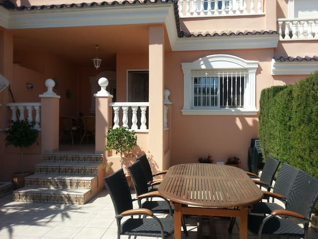 The Beach House - Mediterráneo II - Gran Alacant - Talo
