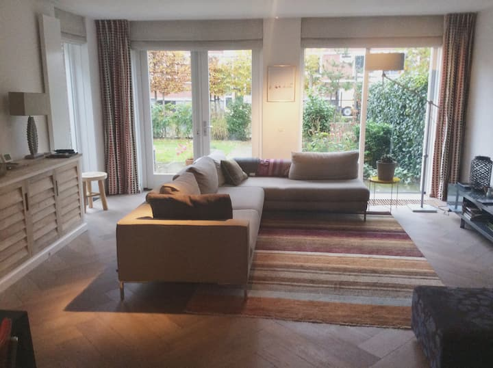 Spacious family house near Zandvoort and Amsterdam