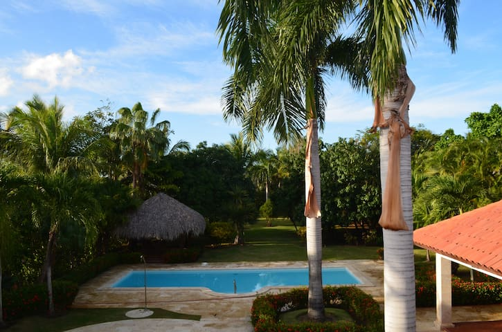 6 Bedroom Cave on Property Golf Villa - Punta Cana - Casa