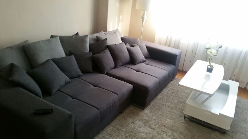 Apartment close to Fair and City - Hannover - Apartment