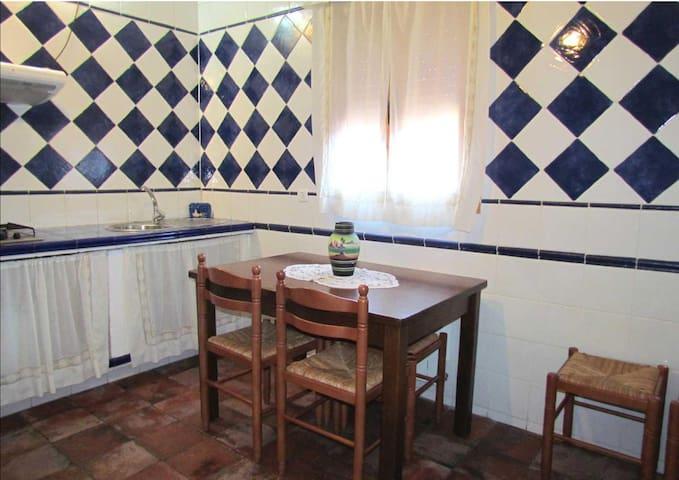 Apartamento 4 plazas en Las Hurdes - Azabal - Leilighet