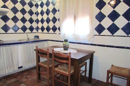 Apartamento 4 plazas en Las Hurdes - Azabal