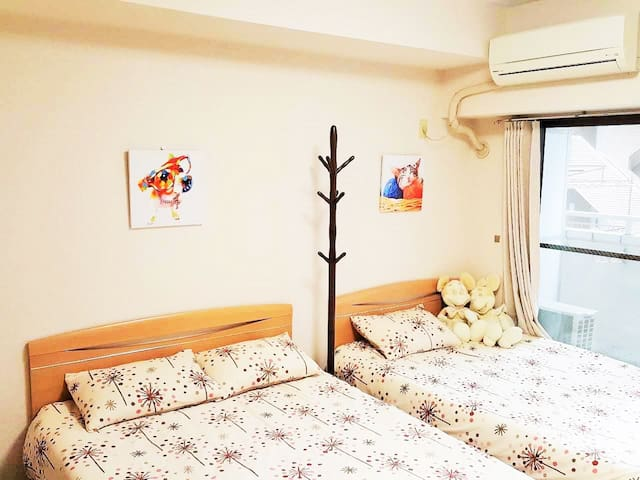 30%off,great location,near UENO,3mins to station - 东京 - Departamento