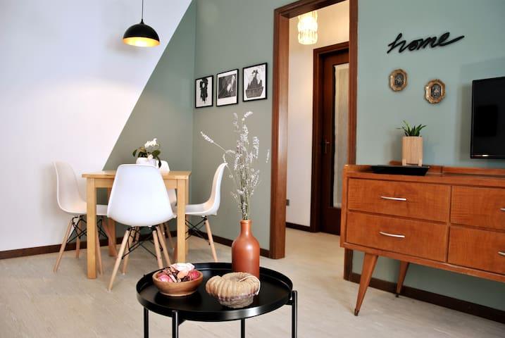 La Sariandola2 apt, free wifi & covered parking