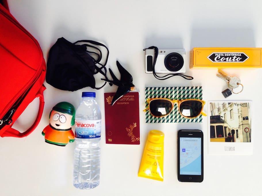 Lisbon Essential Packing List - Home ♥ Alfama