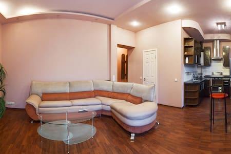 Апартаменты 2х ком евро-студия на Пушкинской - Kharkiv