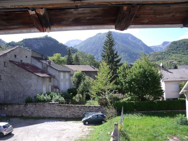 Maison de caractère au cœur de l'Ariège
