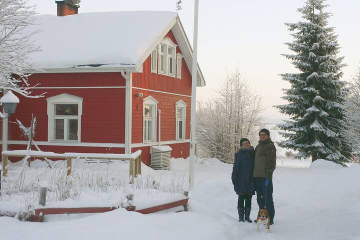 Authentic Lapland homestay
