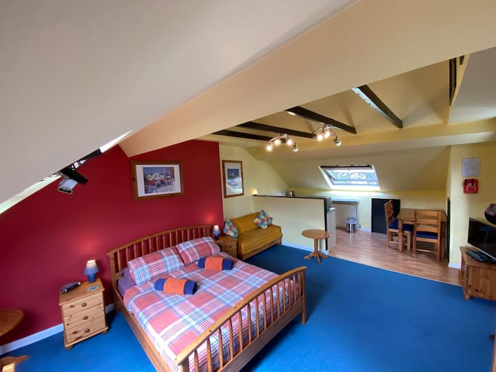 Cozy and comfortable Dartmoor house (room 3)