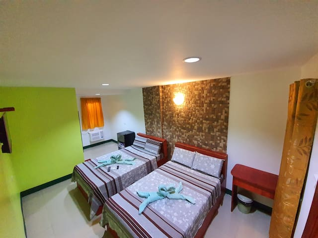 Aosmec Square hotel - Family room - 4 Pax