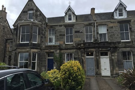 Large Edinburgh seaside home - Edinburgh - Appartement