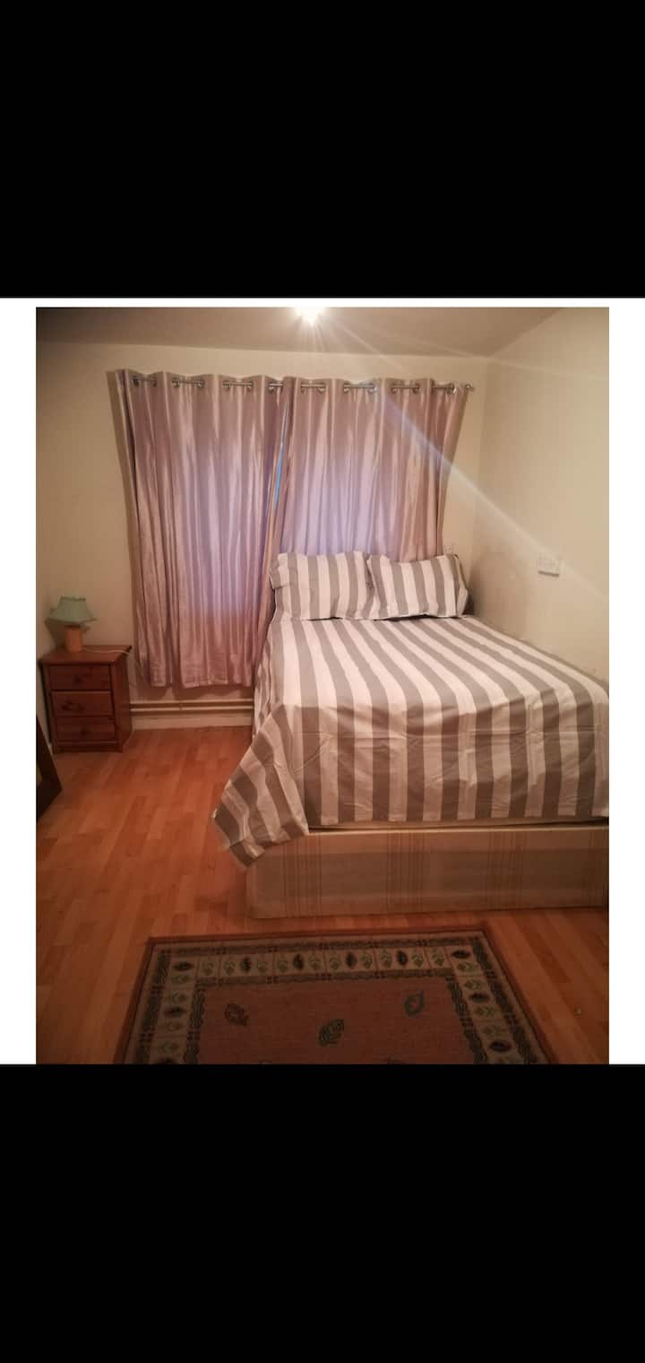 The comfort room