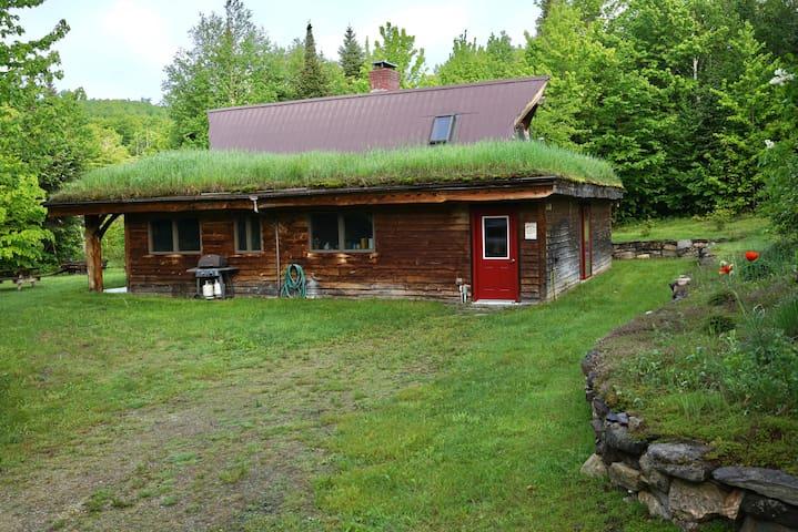 Dreamcatcher magical cabin near lake willoughby cabins for Lake willoughby cabins