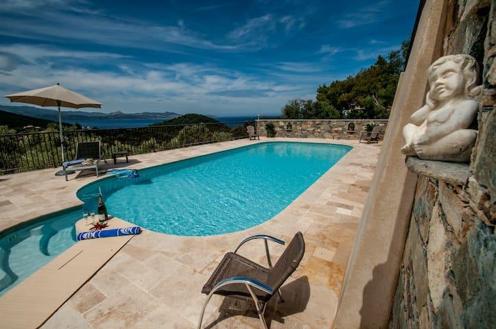Villa Farinole - Saint-Florent - Farinole - Huvila