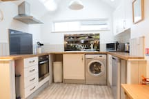 We have tried to provide all that is needed for a break away with new  modern appliances as well.