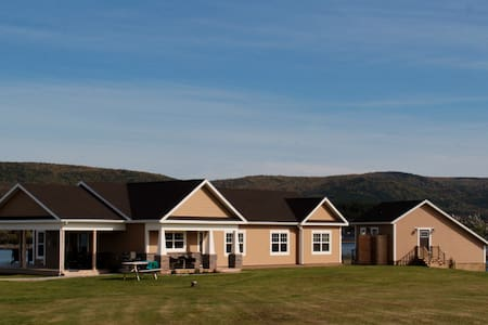 Cabot Bhreagh Vacation Home on Margaree Harbour