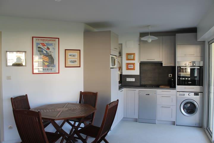 Appartement46m²-Port du Crouesty-Golfe du Morbihan
