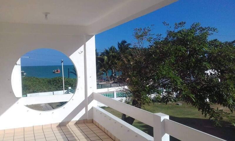 Casa de praia na ilha encantada