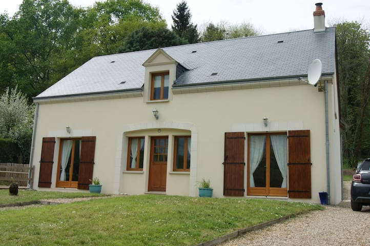 Beauval Chambre - Zoo B&B FRB    Free Breakfast - Seigy - Bed & Breakfast