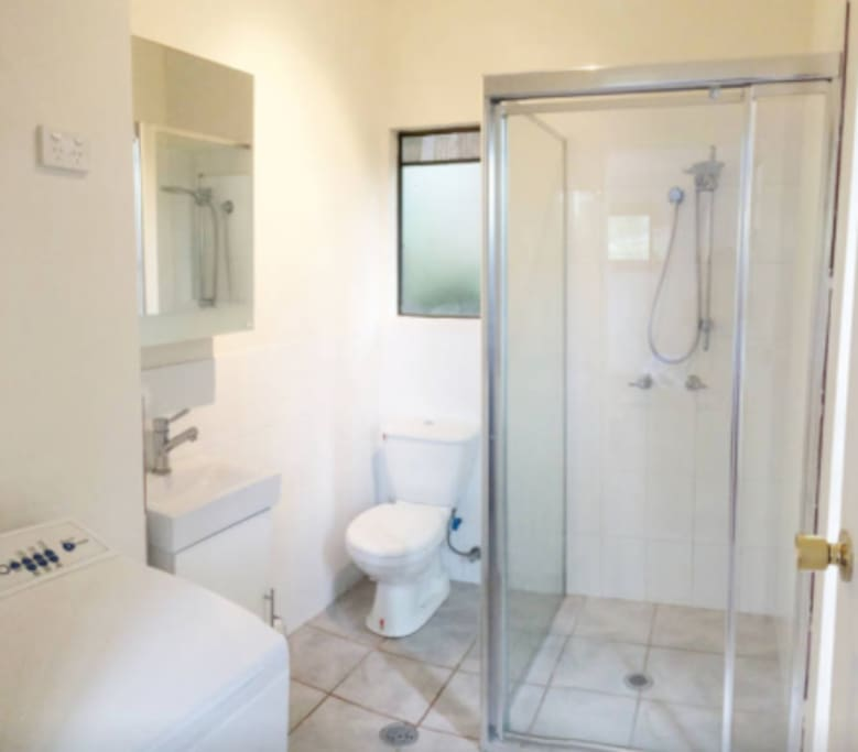 small tidy bathroom