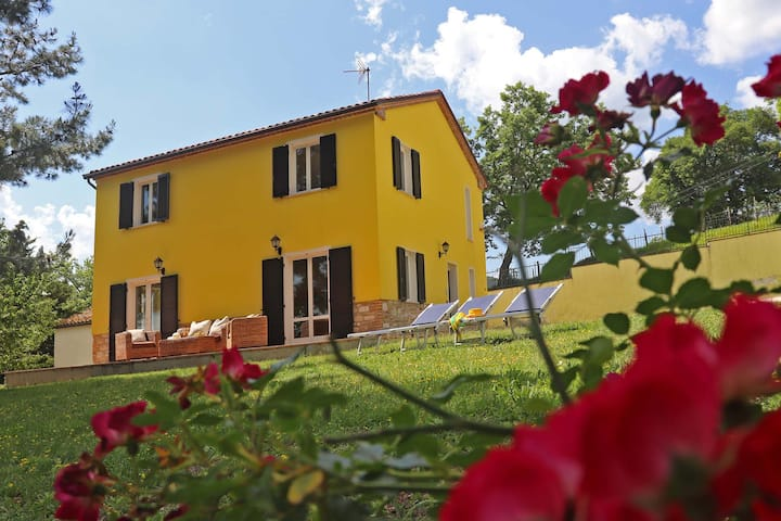 CASA MIRIAM - Garden, wifi, pet-friendly