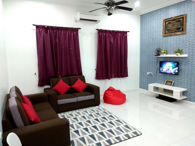 Zeeyad Homestay Kuala Terengganu