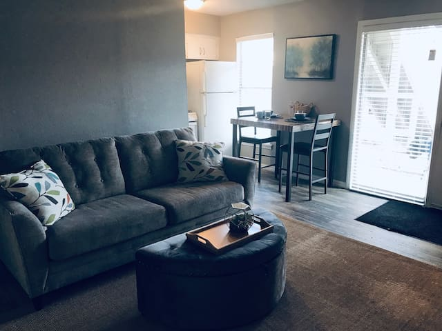Great Mid-Century Style Apartment #64 (30 Day Min)
