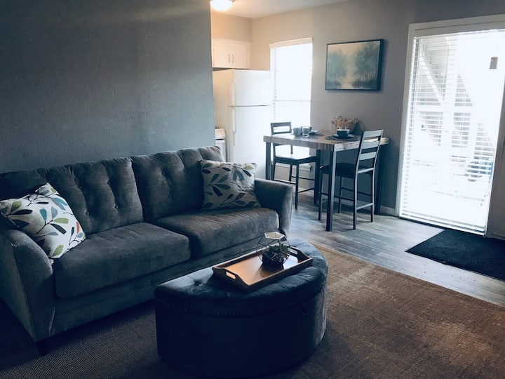 Mid century renovated apartment # 41 (30 Day Min)