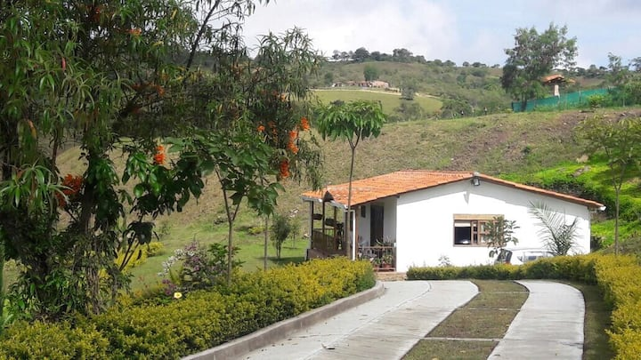 Cabaña campestre Zona rural Curiti
