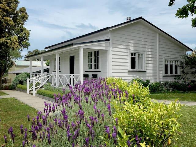 Traditional Settler's Cottage