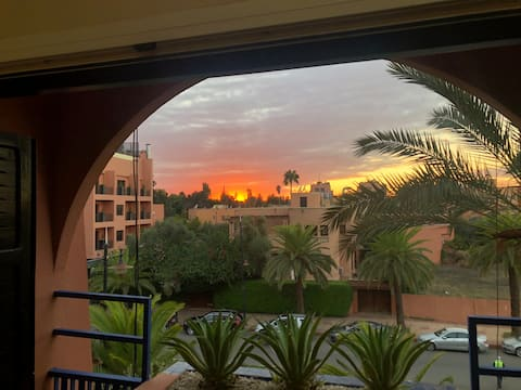 AT THE HEART OF MARRAKECH