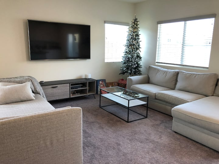 Beautiful Room in Modern Home 1