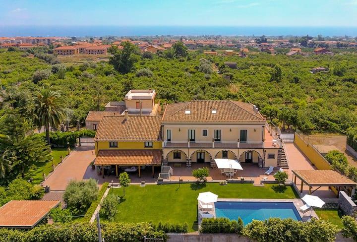 Dimora Cariga - Home & pool