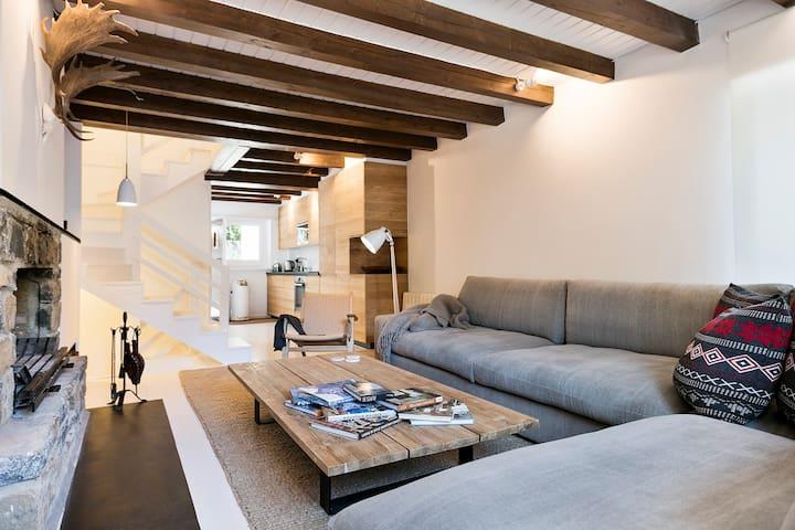 LUDERNA Exquisito apartamento para toda la familia