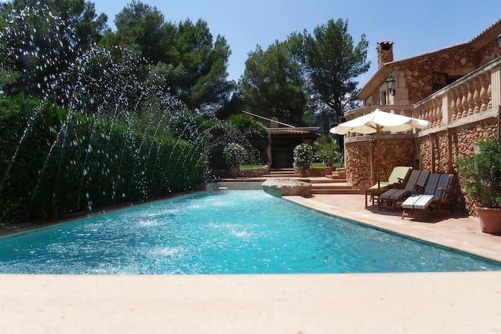 """Villa """"Porta Monasteri"""" - Luxury - Son Servera - Villa"""