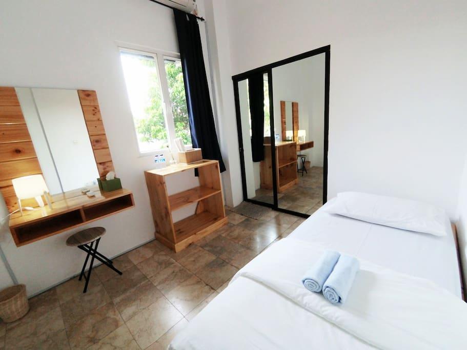 BeMO Standard Room