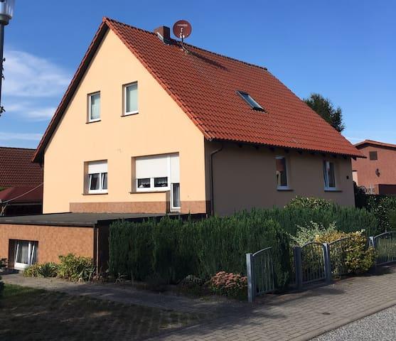 Ferienwohnung Kölpinsee (4 Pers.) - Klink - Apartamento