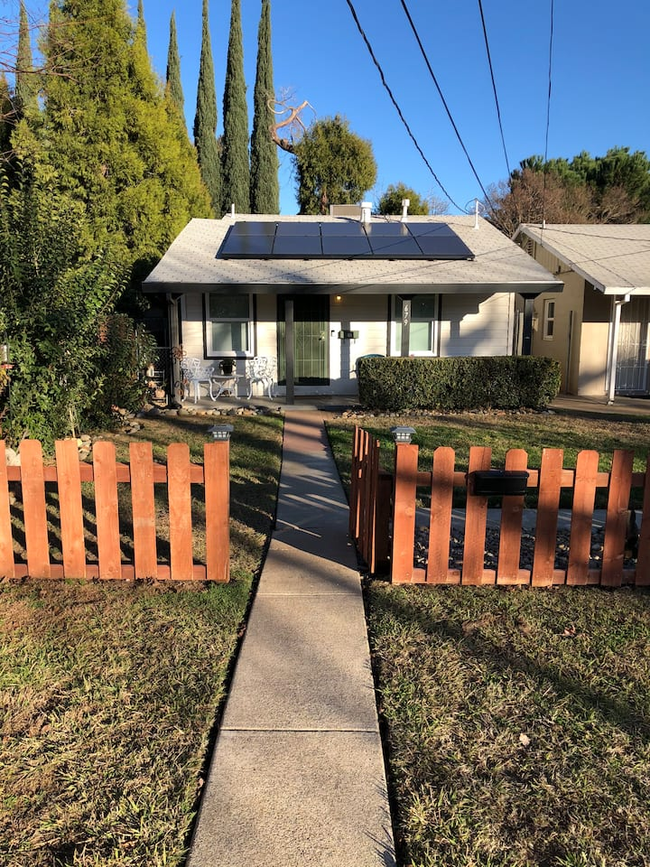 Clean Single Family Home, Near Downtown Yuba City