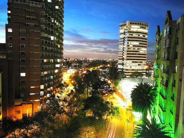 Loft in Downtown Bogota - Bogotá - Wohnung