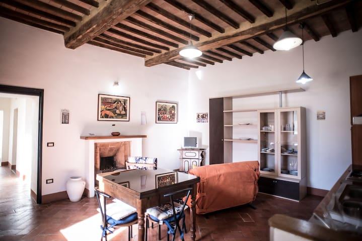 nel regno del Morellino 2 - Scansano - Apartment