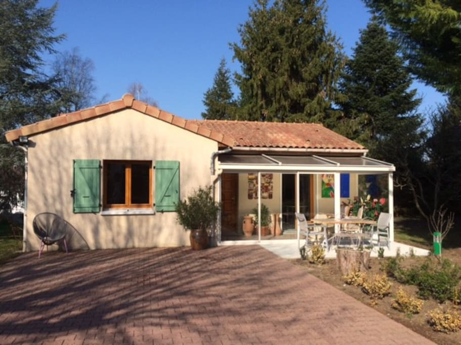 Vichy nature houses for rent in bellerive sur allier for Bellerive sur allier piscine
