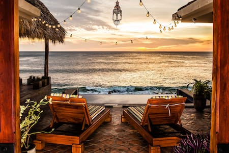 Oceanfront Villa, Infinity Pool, Concierge Service
