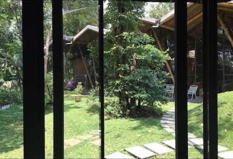 A room inside Salatiga hidden villa 03