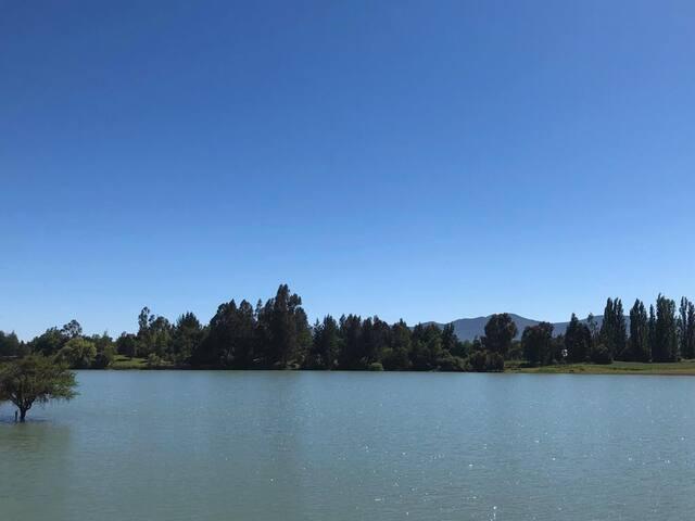 Departamento en Lago Colbun