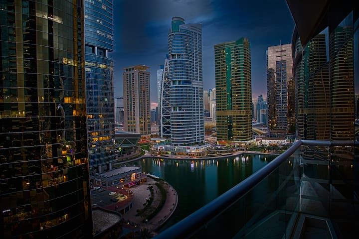 Super Deluxe Apartment, iconic View - Dubaj