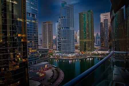Super Deluxe Apartment, iconic View - Dubai - Byt