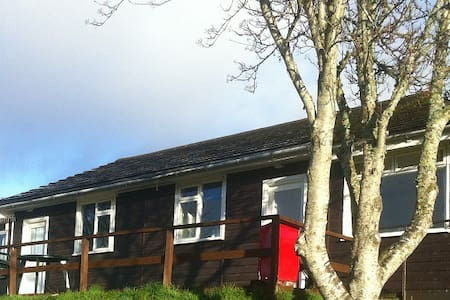 Riverside Chalets in the Scottish highlands - Contin